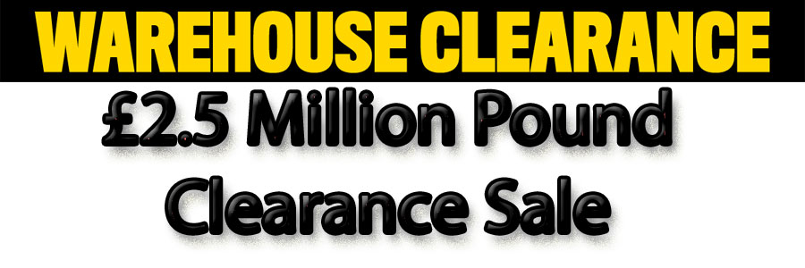United British Caravans warehouse clearance event